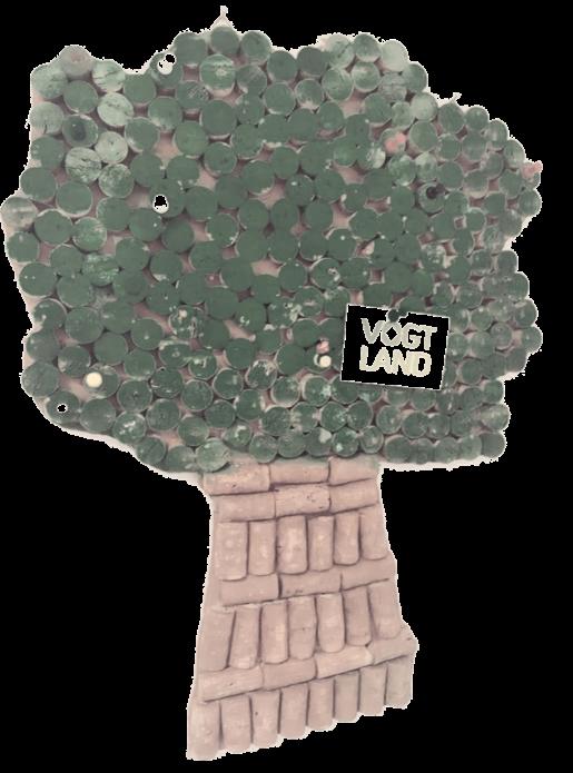 Pinnwand-Baum